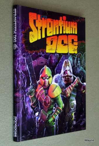Image for Strontium Dog
