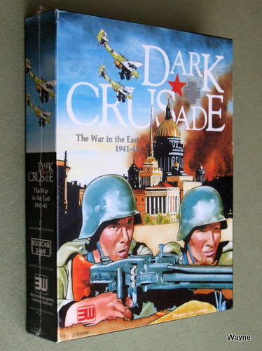 Image for Dark Crusade, the War in the East 1941-5