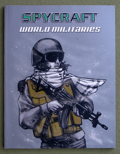 Image for World Militaries (Spycraft)