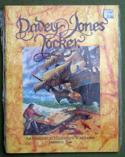 Image for Davey Jones' Locker: An Historical Miniature Wargame
