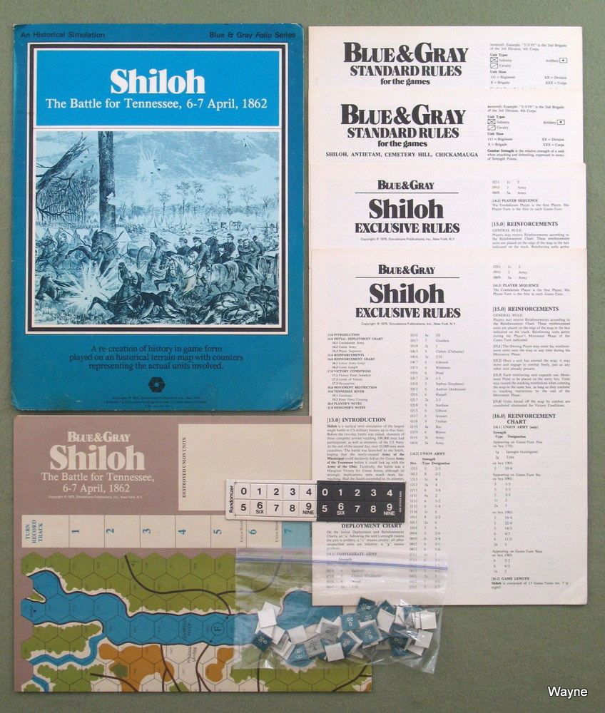 Image for Shiloh: The Battle for Tennessee, 6-7 April, 1862