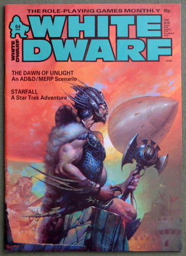 Image for White Dwarf Magazine, Issue 64