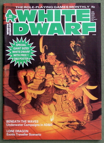 Image for White Dwarf Magazine, Issue 68