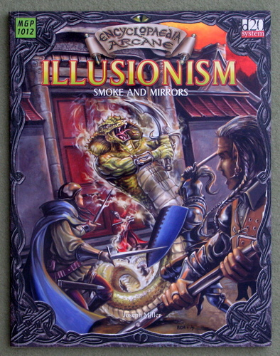 Image for Illusionism: Smoke And Mirrors (Encyclopaedia Arcane: D20 system)