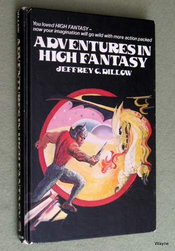 Image for Adventures in High Fantasy