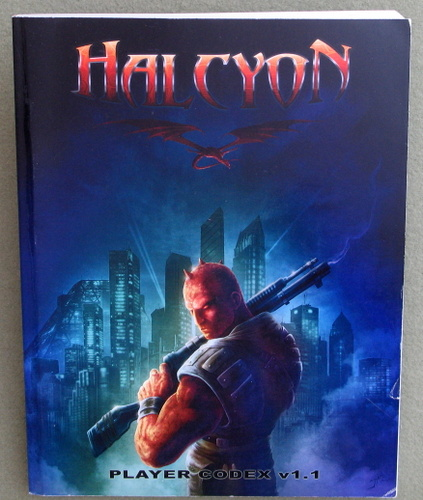 Image for Halcyon Players Codex v1.1