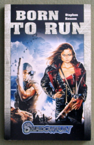 Image for Born to Run (Shadowrun: GERMAN-language edition)