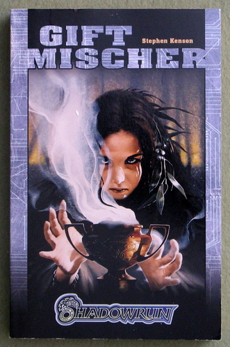 "Image for Giftmischer (Shadowrun: GERMAN-language edition of ""Poison Agenda"")"