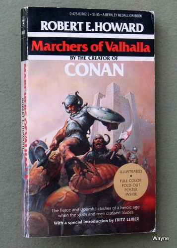 Image for Marchers Of Valhalla (Conan)