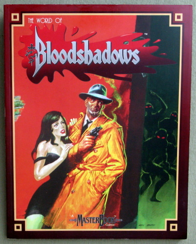 Image for The World of Bloodshadows (Masterbook System)
