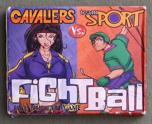 Image for Fightball: Cavaliers vs Team Sport