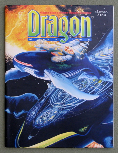 Image for Dragon Magazine, Issue 183