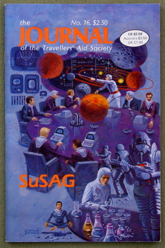 Image for Journal of the Travellers' Aid Society, Issue 16 (Traveller RPG)