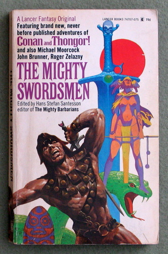 Image for The Mighty Swordsmen