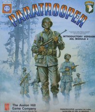 Image for Paratrooper: Advanced Squad Leader/ASL Module 2