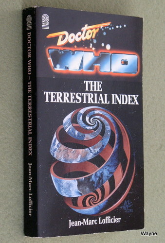 Image for Doctor Who: The Terrestrial Index