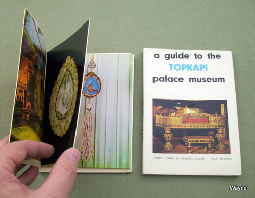 Image for A Guide to the Topkapi Palace Museum