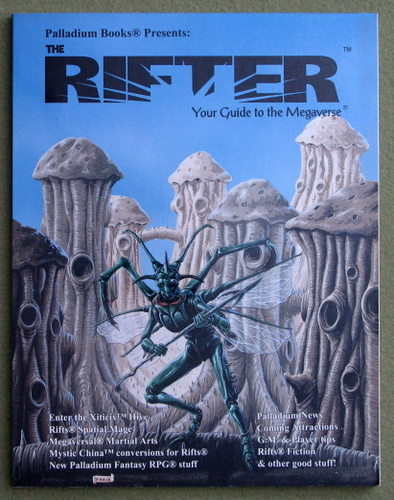 Image for Rifter #3: Your Guide to the Megaverse (Rifts)