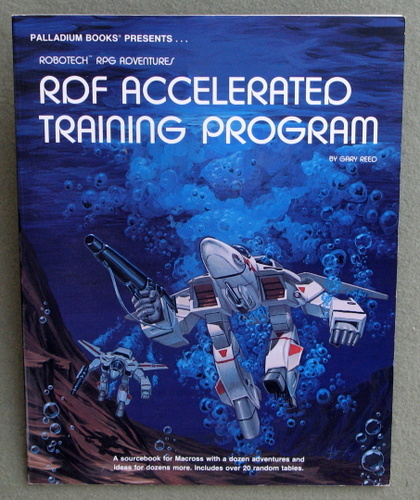 Image for RDF Accelerated Training Program (Robotech RPG)