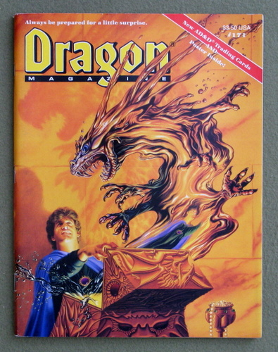 Image for Dragon Magazine, Issue 171