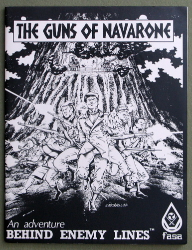 Image for Guns of Navarone (Adventure for Behind Enemy Lines)