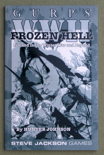 Image for GURPS WWII: Frozen Hell