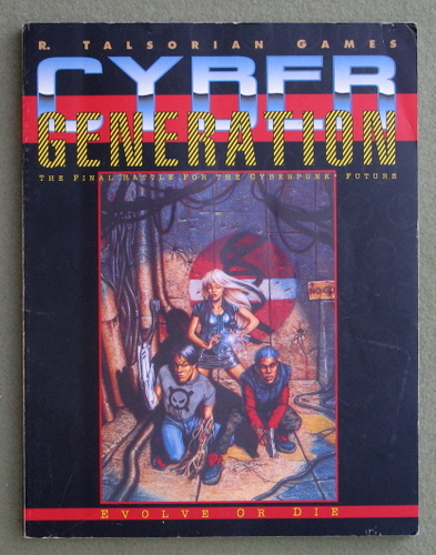 Image for Cybergeneration: The Final Battle for the Cyberpunk Future