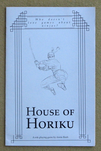 Image for House of Horiku