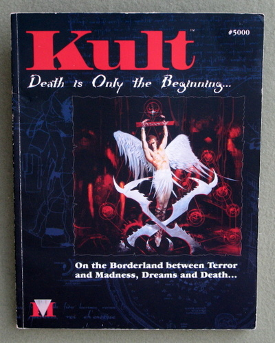 Image for Kult: Death is Only the Beginning...