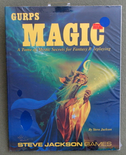 Image for GURPS Magic
