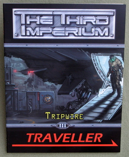 Image for Tripwire (Traveller: The Third Imperium)