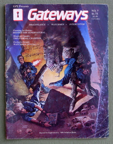 Image for Gateways Magazine, Issue 7