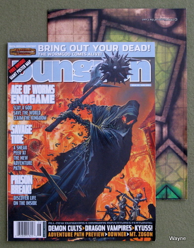 Image for Dungeon Magazine, Issue 135