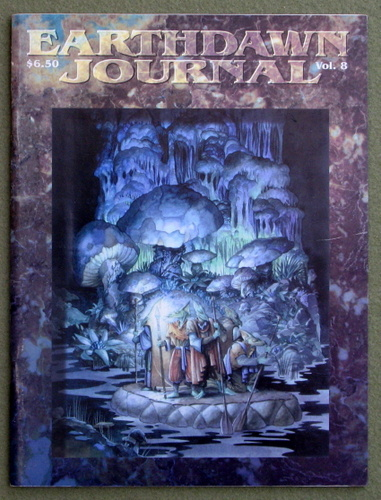 Image for Earthdawn Journal, Vol 8