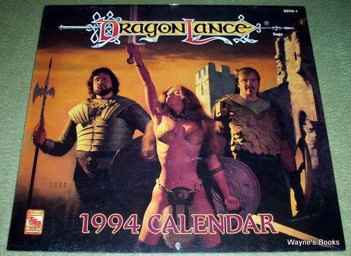 Image for 1994 Dragonlance Calendar