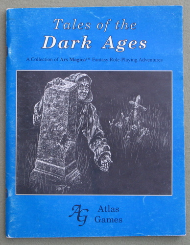 Image for Tales of the Dark Ages (Ars Magica) - PLAY COPY