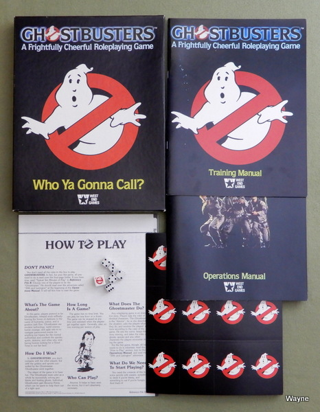 Image for Ghostbusters: A Frightfully Cheerful Roleplaying Game