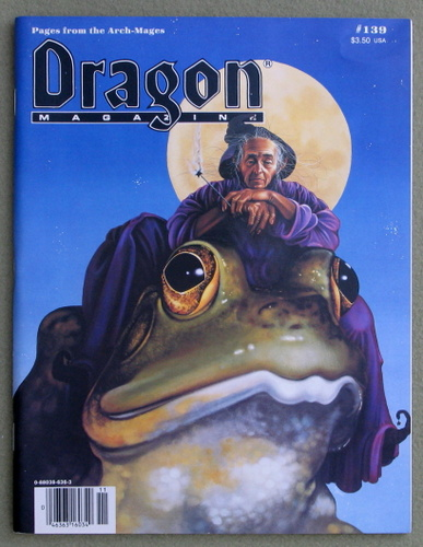 Image for Dragon Magazine, Issue 139