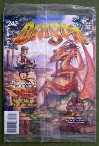 Image for Dragon Magazine, Issue 242