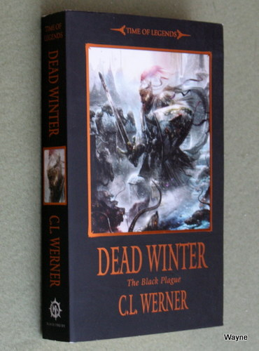 Image for Dead Winter: The Black Plague (The Time of Legends)