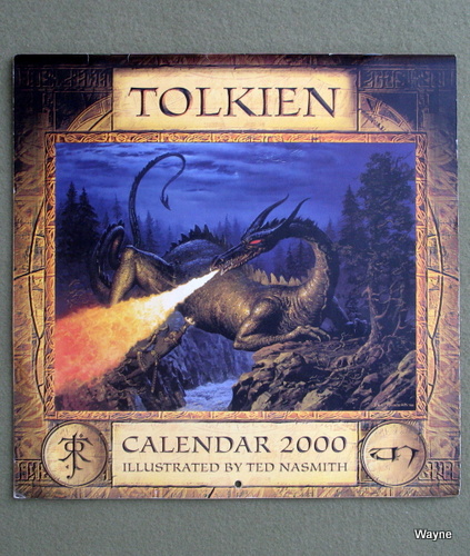 Image for Tolkien Calendar 2000