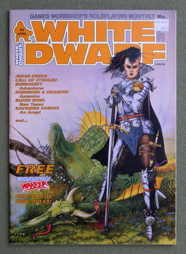 Image for White Dwarf Magazine, Issue 88