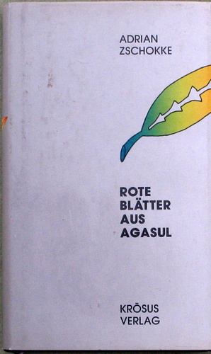 Image for Rote Blätter aus Agasul