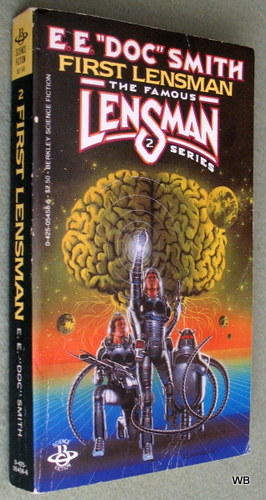 Image for First Lensman (Lensman Series #2)