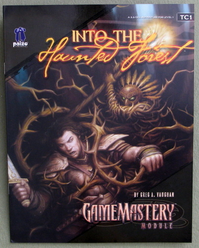 Image for Into the Haunted Forest: GameMastery Module TC1