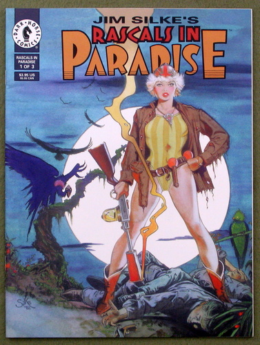 Image for Jim Silke's Rascals in Paradise Episode 1 - The Woman Racket; August 1994