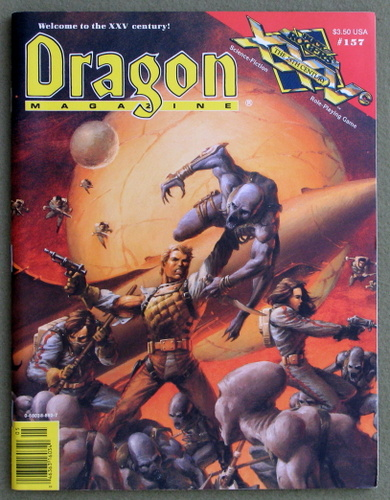 Image for Dragon Magazine, Issue 157