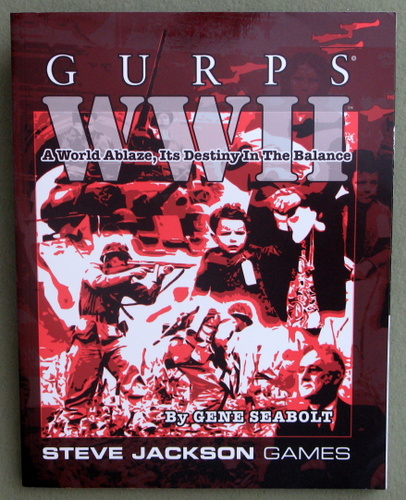 Image for GURPS WWII (World War 2)
