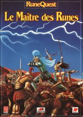 Image for Le Maître des Runes (Runequest: French language edition)