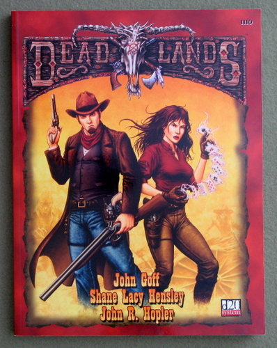 Image for Deadlands: The Weird West (D20 System)